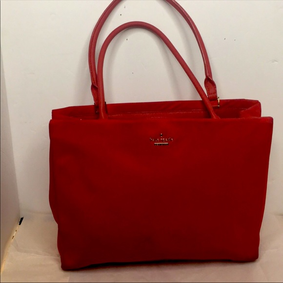 kate spade Handbags - Kate Spade ♠️ Dawn tote In Red